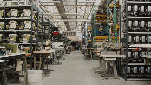 Máquinas industriales usadas